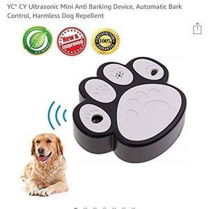 NWT Ultrasonic Outdoor Bark Control